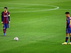 El Atleti, la próxima parada de Coutinho. EFE/Archivo