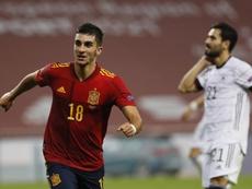 O Melhor XI da Nations League.  EFE/José Manuel Vidal