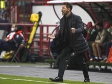 El Atlético ya habría concretado el fichaje de Marcos Paulo, delantero de Fluminense. EFE