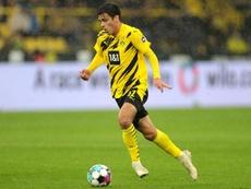 Giovanni Reyna es uno de los grandes talentos del Borussia Dortmund. EFE