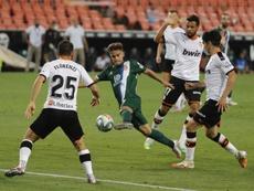 El Espanyol estaba la temporada pasada en Primera. EFE