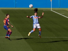 El Barça cayó eliminado ante el Atleti en los penaltis. EFE