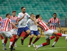 King na Bahia: Reinaldo participa de três gols e se destaca em 250º jogo pelo São Paulo. EFE