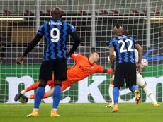 L'Inter perde a San Siro. EFE