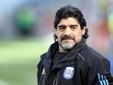 La herencia de Maradona es un misterio. EFE
