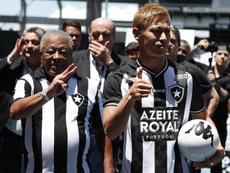 Honda solicita su salida de Botafogo: tiene una oferta en Europa. EFE/Archivo