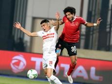 El Al Ahly se proclama campeón de África ante el Zamalek. EFE