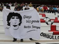 Diego Maradona dies: Gimnasia win first match since death of iconic coach. efe