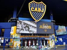 Maradona eclipsa una jornada con triunfos de Boca y River. EFE