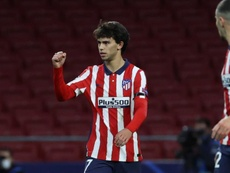 Atletico could recover some lost income with good performances. EFE