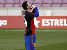 Messi incumplió el artículo 91 del Código Disciplinario. EFE