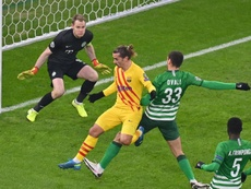 Koeman taquine Griezmann. Goal