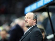 Rafa Benitez finalement de retour en Serie A ? afp