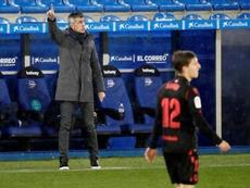 La Real Sociedad se enfrenta este miércoles al Córdoba. EFE/Archivo