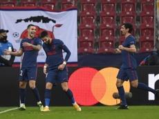 Sem emoção não é Atlético. EFE