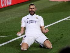 Zidane abrió el debate. EFE