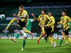 El Borussia volvió a ganar. EFE