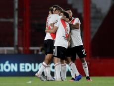 El fútbol brasileño seduce a Nacho Fernández. EFE/Archivo