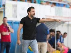 El Al Sadd de Xavi goleó 5-0 este sábado. EFE