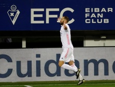 Il Real Madrid torna in vetta. EFE
