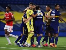 Boca busca '9' para la Libertadores: Boselli y Viatri, en el radar. EFE