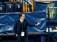 Emery no se esconde: sueña con la Copa. EFE