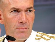 Le plan du Real Madrid pour remplacer Zinedine Zidane. afp