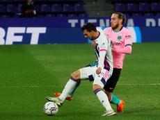 Mingueza in Barcelona XI to face Granada. EFE