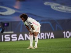 Le Real Madrid a trouvé le successeur de Marcelo. EFE