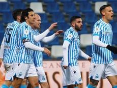 El SPAL condena al Sassuolo en Coppa. EFE