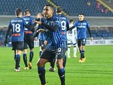 El Atalanta venció con claridad al Cagliari en los octavos de final. EFE/EPA/PAOLO MAGNI