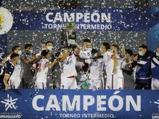 El Torneo Intermedio es de Nacional. EFE