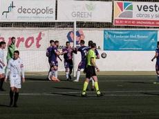 Roque Mesa hizo los goles clave. EFE