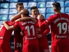Osasuna, en octavos de final de la Copa. EFE