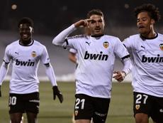 El Valencia ya está en los octavos. EFE