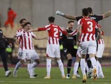 El Alcoyano se medirá al Athletic en los octavos de Copa. EFE