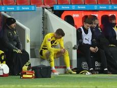 Wirtz provoca un nuevo colapso del Borussia Dortmund. EFE/Lars Baron