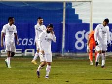 El Madrid se centra en LaLiga antes de la Champions. EFE