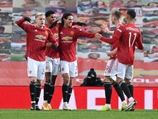 El United elimina al Liverpool de la FA Cup. EFE