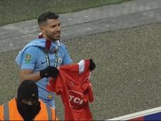 Independiente sonha com reforço e até já separou camisa 10 para o atacante. AFP