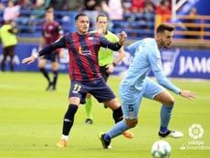 El Girona ganó en el debut de Martí. LaLiga