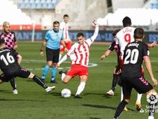 Reparto de puntos en Almería. LaLiga