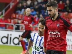 López Garai espera verle en Primera. EFE