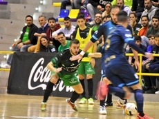 BeSoccer CD UMA Antequera y Movistar Inter se ven en la Copa. BeSoccer