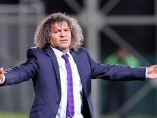 Alberto Gamero llevó a Tolima al título. EFE
