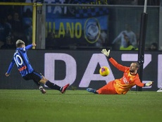 L'Atalanta batte la Roma in rimonta. Twitter/ASRoma