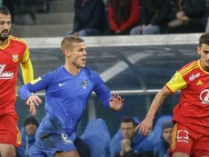 Kokorin volvió con gol y apunta a España. Twitter/PFCSochi