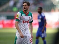 L'Atalanta s'offre Aleksey Miranchuk. Twitter/FCLokomotiv