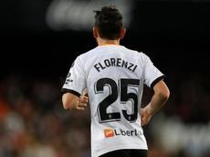 Florenzi a l'embarras du choix. . ValenciaCF