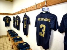 Greenwood captained United to their first win as a side. Twitter/ManchesterUnitedWomen